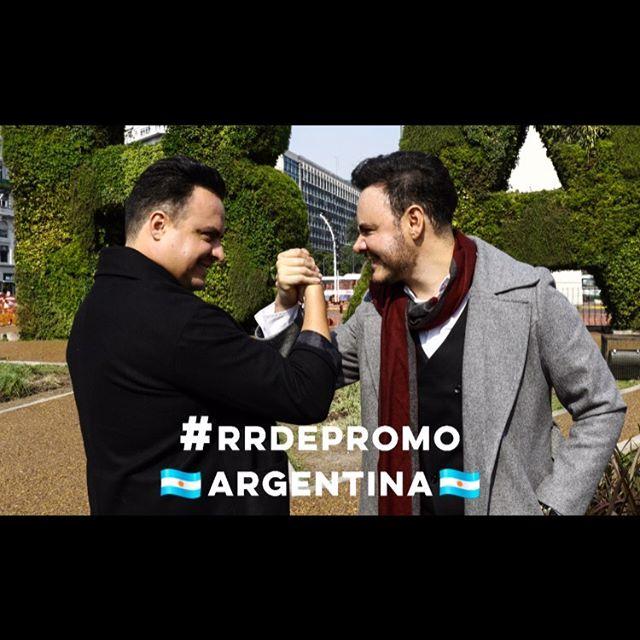 Argentina, siempre es un buen día para disfrutar de ti!