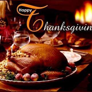 Que la gracia y misericordia de Dios sea con todos en este día de dar gracias y que no falte comida en ningún hogar! Tesalonicenses 5:18 ??