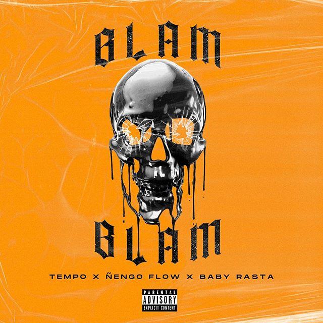 Esto sale hoy en todas las plataformas digitales y en mi canal de YouTube! Blam Blam junto @nengoflowofficial ?@babyrasta ? Hoy a las 11:59