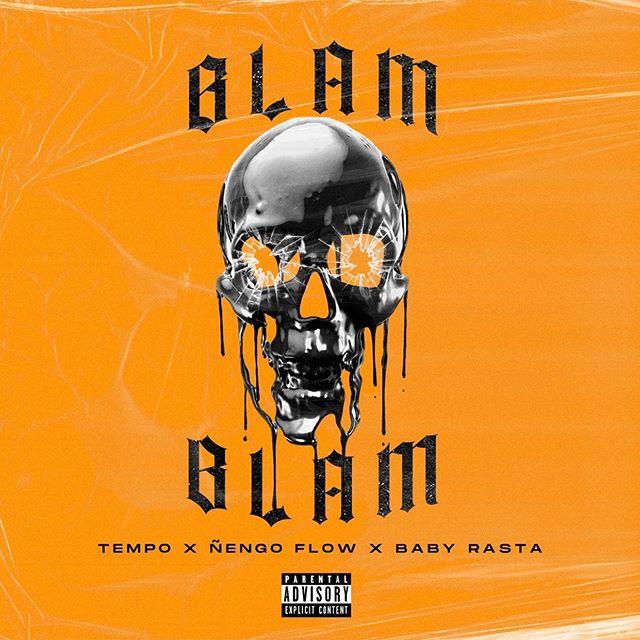 Estoy a semana subo el ritmo de Blam Blam a mi canal para que hagan sus versiones! Etiqueta al artista que crees rompe este tema! Los leo ? Quien rompe?