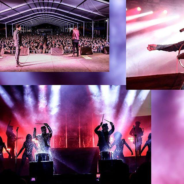 URIANGATO, a pesar de las dificultades, ustedes nos contagiaron de toda su energía! Gracias por vibrar con nosotros en el último show del #RojoTour del año!! ??????