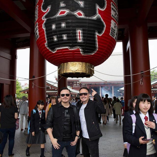 #TBT a esa vez que conocimos un poquito de la cultura en Japón! 🇯🇵 Ya queremos que regresen los viajes como siempre!! 😎😎😎😎