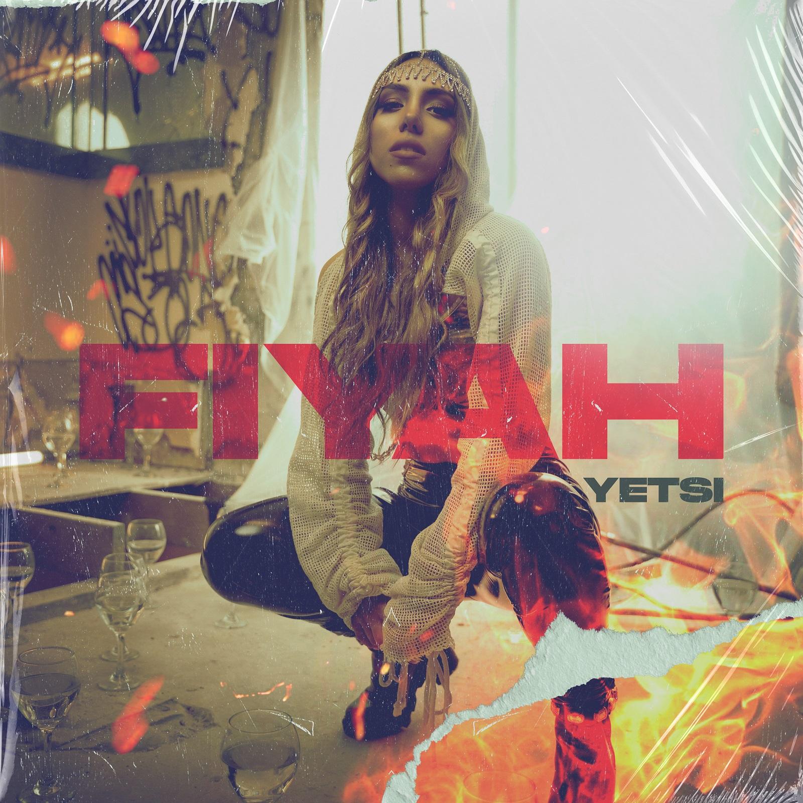 """Yetsi derrocha sensualidad en su nuevo sencillo promocional """"Fiyah"""""""