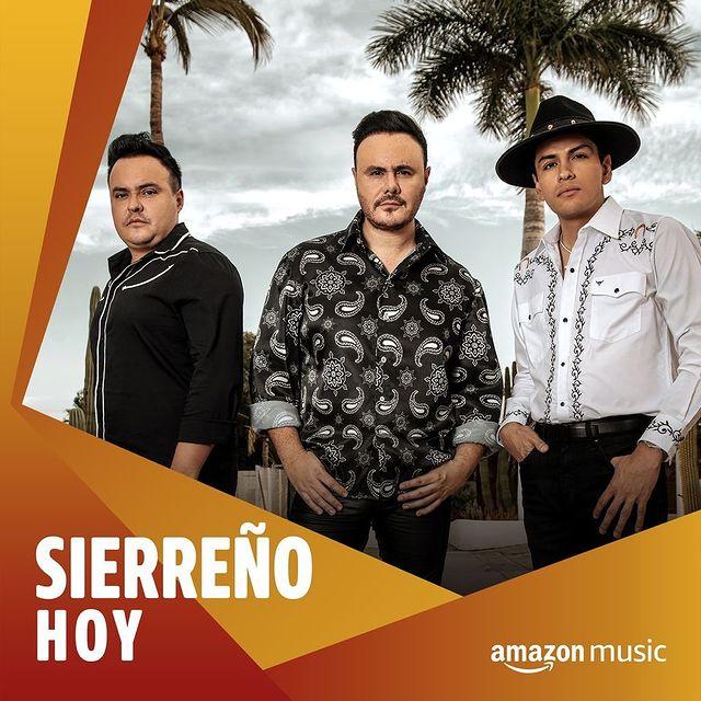 Y que suene fuerte #FueUnPlacerAmarte en @amazonmusicmx @amazonmusiclatin! Somos portada con @virlangarciaoficial  en la playlist Sierreño hoy!! 🔥🔥🔥 Link en stories!!